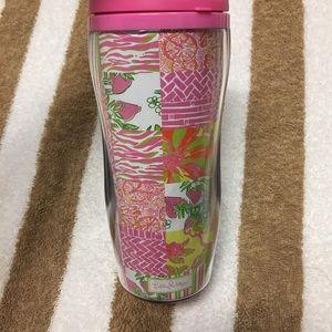 Lilly Pulitzer Reusable mug cup